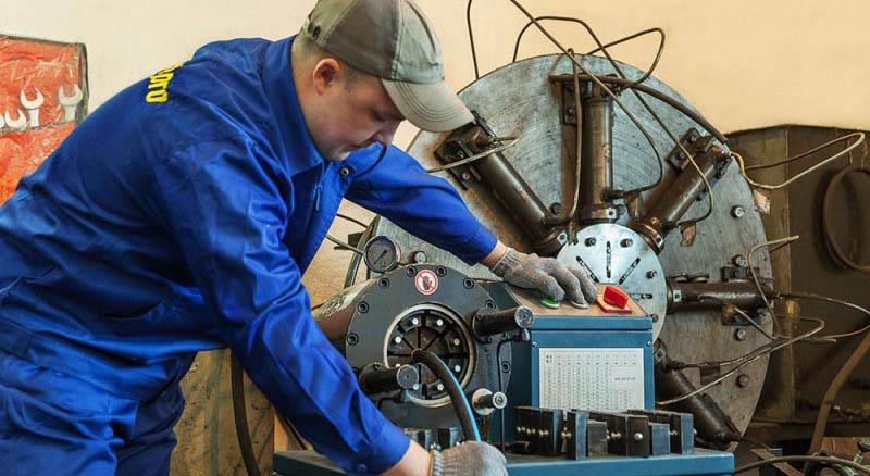 Фотогалерея центра диагностики и ремонта Техэнерго