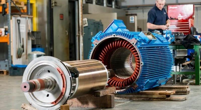 Ремонт электродвигателей в Костанае