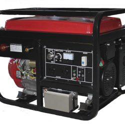 Автономный сварочный генератор JL6500CX JINLONG 5кВт/6,3кВа с электростартером, бензин